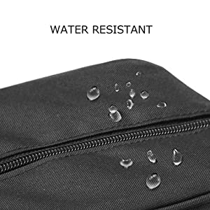 Travel Toiletry Kits Essentials Bag TSA Approved Water repellent Shaving Dopp Kit Bags by Lucky Rain (2nd Style) (Color: 2nd Style)