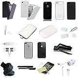 42 teiliges iPhone 5S Zubehör Pack Paket | MEGAPACK | 42 Teile Set | NEUWARE