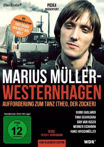 Marius Müller-Westernhagen - Aufforderung zum Tanz (Theo, der Zocker) (Pidax Film-Klassiker)