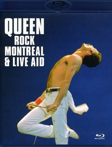 Blu-ray : Queen - Queen Rock Montreal (Blu-Ray) (United Kingdom - Import)