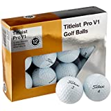 Titleist Pro V1 Mint Refinished Official Golf Balls,12-Pack