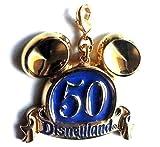 Diney カリフォルニア ディズニーランド 50周年記念 キーホルダー 非売品