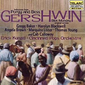Gershwin: Porgy & Bess (Selections) / Blue Monday (Original Version)