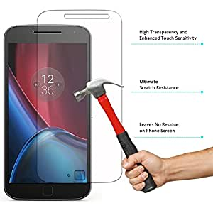 Oesis Tempered Glass Screen Protector For Moto G 4th Gen (G4)