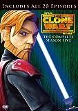スター・ウォーズ:クローン・ウォーズ  コンプリート・ボックス (3枚組)(初回限定生産) [DVD]