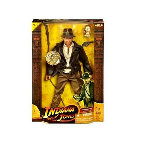 Picture of Hasbro Indiana Jones Figure: Talking Indy 12 Inch (B000Z4TBVU) (Hasbro Action Figures)