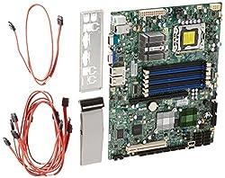 Supermicro Intel X58  DDR3 800 LGA 1366 Motherboards X8STI-3F-O