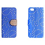 Fashion Mobile Case For Apple Iphone 5S(Blue)
