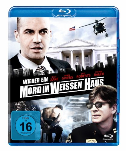 Wieder ein Mord im Weißen Haus [Blu-ray]