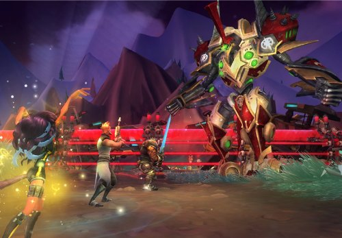 WildStar SteelBook Deluxe Edition screenshot