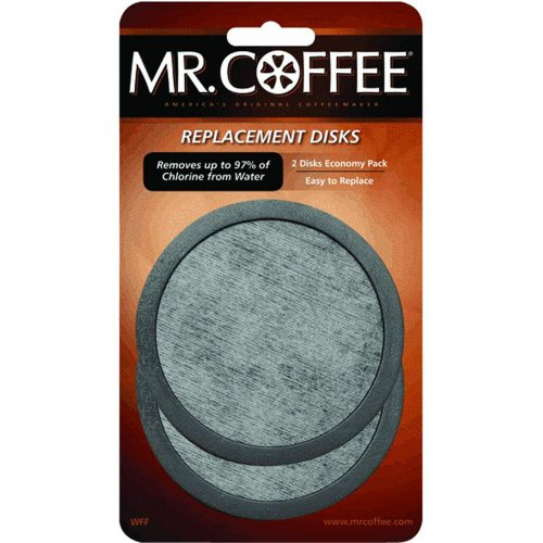 Sunbeam Products Inc Wtr Filter Repl Disc Wffpdq-10 Coffee Maker Parts & Accessories