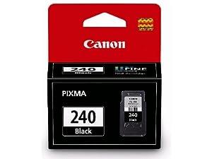 Canon FINE 5207B001 PG-240 Black Cartridge Ink