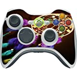 > > > Decal Sticker < < < Dreamcatcher With Blue Violet Feathers Design Print Image Xbox 360 Wireless Controller Vinyl Decal Sticker Skin By Trendy Accessories