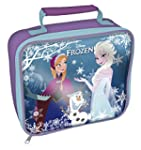 Frozen Rectangle Lunch Bag, Purple
