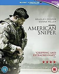 American Sniper [Blu-ray] [2014] [Region Free]