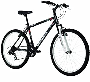 Diamondback Outlook Mountain Bike (26-Inch Wheels), Black, XX-Small/12-Inch