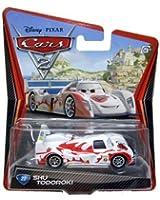 Disney Cars 2 - Race Team - Shu Todoroki