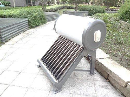 50 Liter Non-pressurized compact solar water heater / vacuum tube 47700mm / solar hot water (Solar Heater Water compare prices)
