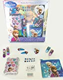 Disney's Frozen Beauty Cosmetic Bundle Set for Kids - Fun Play Kit