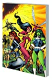 img - for Women of Marvel: Celebrating Seven Decades (Graphic Novel Pb) book / textbook / text book