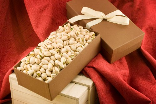 Colossal California Pistachios Gift Box