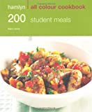 Hamlyn Cookbooks 200 Student Meals: Hamlyn All Colour Cookbook
