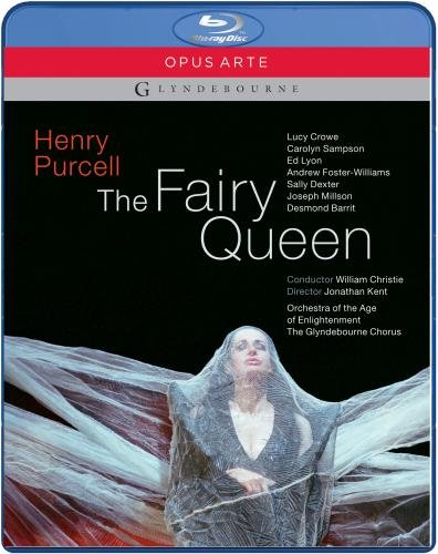 Henry Purcell - The Fairy Queen [Blu-ray]