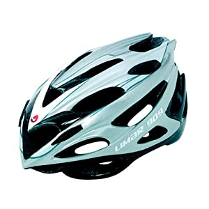 Limar - 909 Road Helmet, LG/XL, Silver