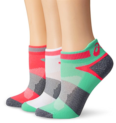 ASICS-Womens-Quick-Lyte-Cushion-Single-Tab-Socks-Pack-of-3