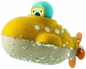 PlanToys - Submarino, juguete de baño (5669) por PlanToys en BebeHogar.com