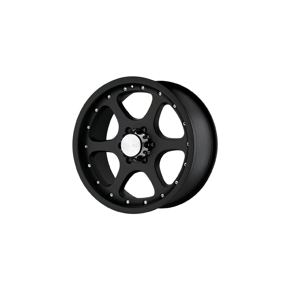 Black Rhino Wheels Ocotillo Series Matte Black Wheel (17x9/5x114.3mm)