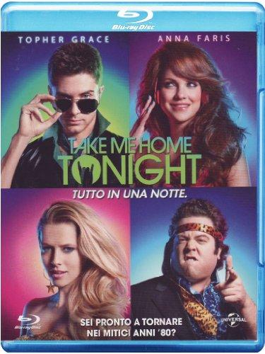Take me home tonight [Blu-ray] [IT Import]