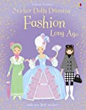 Lucy Bowman Fashion Long Ago (Usborne Sticker Dolly Dressing)