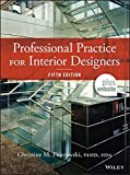 img - for Professional Practice for Interior Designers book / textbook / text book