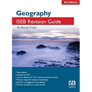 Geography ISEB Revision Guide - Common Entrance Exam
