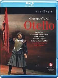 Otello [Blu-ray] (Sous-titres français) [Import]