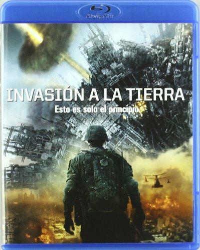 Invasión a la Tierra [Blu-ray]