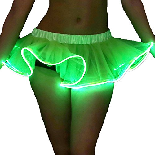 Light Up Tutus (Green)