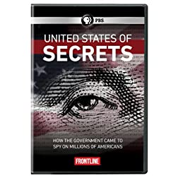 Frontline: United States of Secrets
