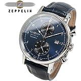 ツェッペリン ZEPPELIN ノルドスタン クオーツ メンズ クロノ 腕時計 7578-3 [並行輸入品]