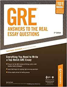 gre scored essays Almost all major competitive examinations have a writing component to assess your ability to express ideas through written words gre and gmat have analytical writing.