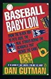 Baseball Babylon (0140165428) by Gutman, Dan