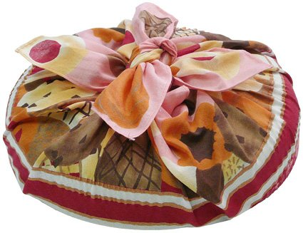 Sweet Wrap 3D Furoshiki Cookie Box - 1