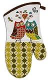 Owl Wonderful Owl Kitchen Oven Mitt (1) Hostess Gift Kay Dee Designs