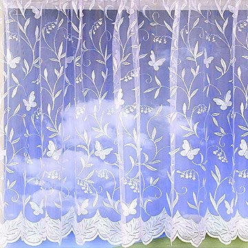Butterflies Net Curtain 40
