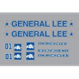 General Lee Sticker Packs