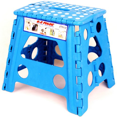 This appealing step stool by All4LessShop features convenient carrying handle skid resistant top stable design and plastic construction.  sc 1 st  Top 10 Best Seller Lists & Top 10 Best Kidsu0027 Step Stools 2014 - HotSeller.net islam-shia.org