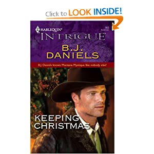 Keeping Christmas (Harlequin Intrigue) B.J. Daniels