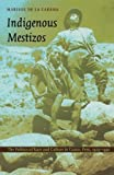 img - for Indigenous Mestizos: The Politics of Race and Culture in Cuzco, Peru, 1919 1991 (Latin America Otherwise) book / textbook / text book