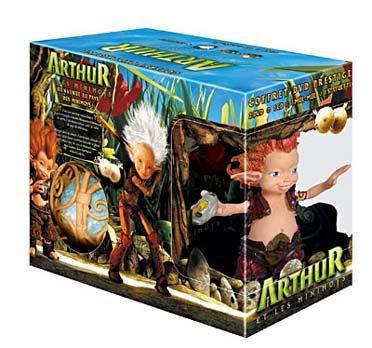 Arthur et les Minimoys [Box Bétamèche]